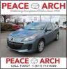 Used 2012 Mazda MAZDA3 Sport GX-AC/CDPLAYER/ for sale in Surrey, BC