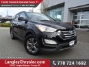 Used 2015 Hyundai Santa Fe Sport 2.4 Premium ACCIDENT FREE w/ AWD, REAR PARK SENSORS & BLUETOOTH for sale in Surrey, BC