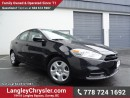 Used 2014 Dodge Dart SE W/ POWER WINDOWS/LOCKS & 6-SPEED MANUAL for sale in Surrey, BC