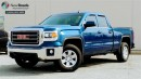 Used 2015 GMC Sierra 1500 SLE, ONE OWNER, NO ACCIDENT, FULLY SERVICED for sale in Newmarket, ON