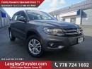 Used 2015 Volkswagen Tiguan Trendline W/ AWD & POWER ACCESSORIES for sale in Surrey, BC