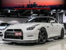 Used 2015 Nissan GT-R ***SOLD***BLACK EDITION|RARE|NAVI|REAR CAM|CARBON FIBER for sale in North York, ON
