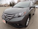 Used 2013 Honda CR-V EX-L.. AWD... 1 OWNER... CLEAN CARPROOF for sale in Milton, ON