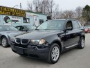 Used 2004 BMW X3 2.5i-MINT CONDITION for sale in Scarborough, ON