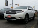 Used 2013 Toyota Highlander 7-SEATS/ NAVIGATION/LEATHER/SUNROOF/ for sale in Brampton, ON