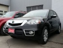 Used 2012 Acura RDX LEATHER/SUNROOF/SH-AWD for sale in Brampton, ON