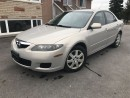 Used 2007 Mazda MAZDA6 LOW LOW KM!!!! for sale in Caledon, ON