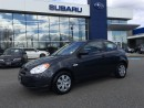 Used 2011 Hyundai Accent GL - No Accidents / 63,000 Kms for sale in Port Coquitlam, BC