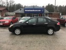 Used 2010 Ford Focus SE  |  LOCAL TRADE for sale in Flesherton, ON
