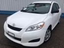 Used 2012 Toyota Matrix *AUTOMATIC* for sale in Kitchener, ON