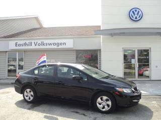 Used 2015 Honda Civic LX for sale in Walkerton, ON