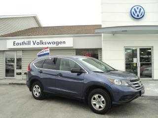 Used 2014 Honda CR-V LX for sale in Walkerton, ON