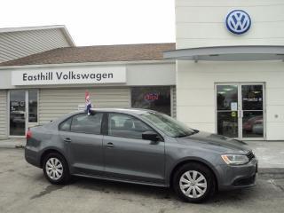 Used 2013 Volkswagen Jetta TRENDLINE+ for sale in Walkerton, ON