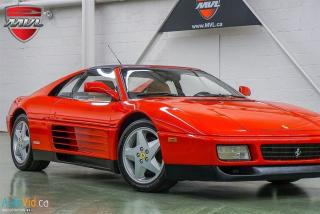 Used 1990 Ferrari 348 TS - for sale in Oakville, ON