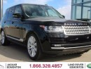 Used 2015 Land Rover Range Rover 5.0 Supercharged - CPO 6yr/160000kms manufacturer warranty included until Feb 27, 2021! CPO rates starting at 2.9%! Local One Owner Trade In | No Accidents | 3M Protection Applied | Park Assist | Reverse Traffic/Blind Spot/Closing Vehicle Sensors | Naviga for sale in Edmonton, AB