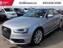Used 2016 Audi A4 2.0T quattro Progressiv Plus for sale in Edmonton, AB