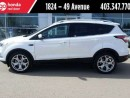 Used 2017 Ford Escape Titanium for sale in Red Deer, AB