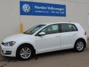 Used 2015 Volkswagen Golf 2.0 TDI Trendline for sale in Edmonton, AB
