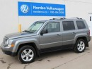 Used 2014 Jeep Patriot LIMITED for sale in Edmonton, AB