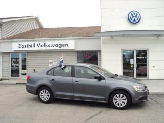 Used 2013 Volkswagen Jetta TRENDLINE + for sale in Walkerton, ON