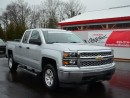 Used 2014 Chevrolet Silverado 1500 2LT 4x4 Double Cab 6.6 ft. box 143.5 in. WB for sale in Brantford, ON