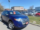 Used 2013 Ford Edge DUAL DVD-ONE OWNER for sale in Scarborough, ON