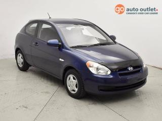 Used 2008 Hyundai Accent GL 2dr Hatchback for sale in Edmonton, AB