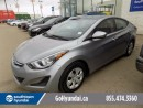 Used 2015 Hyundai Elantra L 4dr Sedan for sale in Edmonton, AB