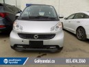 Used 2014 Smart fortwo PASSION for sale in Edmonton, AB