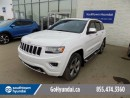 Used 2014 Jeep Grand Cherokee Overland 4dr 4x4 for sale in Edmonton, AB