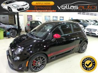 Used 2015 Fiat 500 Abarth ABARTH| 5SPD| BEATS BY DR DRE for sale in Woodbridge, ON