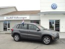 Used 2013 Volkswagen Tiguan Trendline for sale in Walkerton, ON