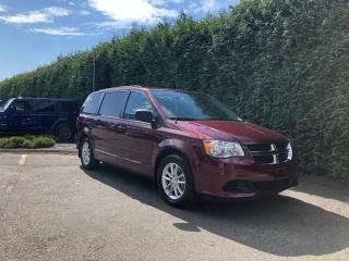 Used 2017 Dodge Grand Caravan SXT + LOCAL 1 OWNER, NO ACCIDENTS + NO EXTRA DEALER FEES for sale in Surrey, BC