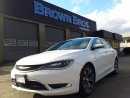 Used 2016 Chrysler 200 C, NAVIGATION, MOONROOF, LEATHER for sale in Surrey, BC