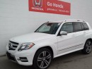 Used 2014 Mercedes-Benz GLK-Class GLK250, DIESEL, AWD, LEATHER for sale in Edmonton, AB