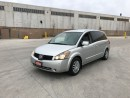 Used 2004 Nissan Quest DVD, 7 passenger, Automatic, Only 136716, certifie for sale in North York, ON