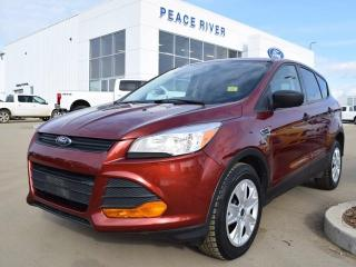 Used 2014 Ford Escape S for sale in Peace River, AB