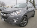Used 2014 Hyundai Tucson GLS-AWD-Sunroof-Excellent Maintenence for sale in Mississauga, ON