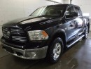 Used 2013 Dodge Ram 1500 SLT 4x4 Crew Cab - SUNROOF - REAR BACK UP CAMERA - HEATED FRONT SEATS - HEATED STEERING WHEE; for sale in Edmonton, AB