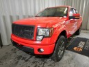 Used 2011 Ford F-150 FX4 4x4 SuperCrew Cab 6.5 ft. box 157 in. WB for sale in Red Deer, AB