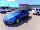 Used 2011 Ford Fusion SEL for sale in Brampton, ON