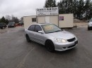 Used 2005 Honda Civic LX for sale in Elmvale, ON