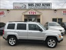 Used 2012 Jeep Patriot North, 4x4, WE APPROVE ALL CREDIT for sale in Mississauga, ON