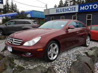 Used 2006 Mercedes-Benz CLS-Class 5.0L Twin turbo for sale in Parksville, BC