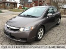 Used 2010 Honda Civic Sport | SUNROOF | ALLOYS | SPOILER | NO ACCIDENTS for sale in Kitchener, ON
