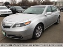 Used 2014 Acura TL w/Tech Pkg | NAVIGATION | CAMERA | XENON for sale in Kitchener, ON