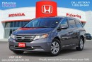 Used 2015 Honda Odyssey EX-L | LEATHER | NAVI | 8 SEATS for sale in Pickering, ON
