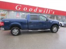 Used 2008 Ford F-150 XLT! SUPER CREW! for sale in Aylmer, ON