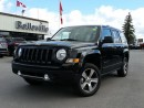 Used 2016 Jeep Patriot High Altitude-Sunroof-Satellite Radio for sale in Belleville, ON