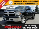Used 2017 Dodge Ram 1500 ST-Hemi-Spray in Liner for sale in Belleville, ON